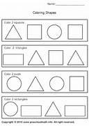 Image Detail For Shapes Worksheets For For Preschool Shapes Tracing Worksheet FREE Printable Worksheets Preschool Shape Pictures Free Shape Worksheets Kindergarten