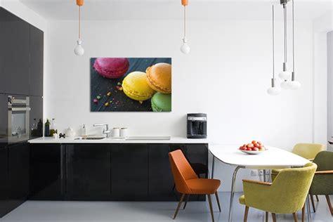 deco cuisine cagne décoration murale design avec un tableau sur toile toile