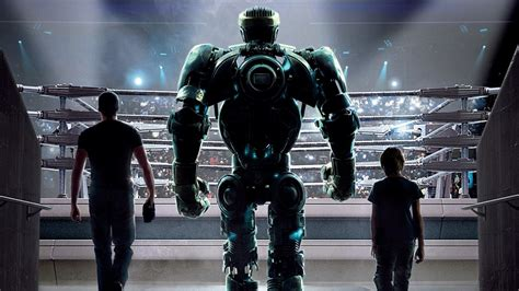 real steel  wallpapers hd wallpapers id