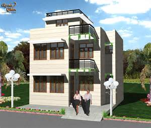Image For House Design by Duplex House Design Apnaghar House Design Page 4