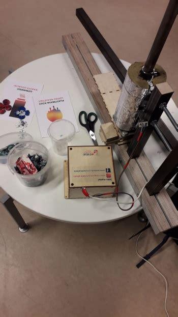 Nodarbība «Plastmas pārstrāde un dizains» | RTU Bērnu un ...