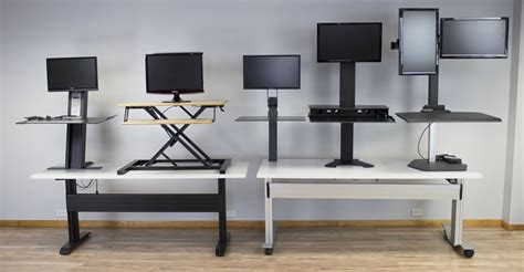 how tall is a desk top 5 standing desk converters for tall people