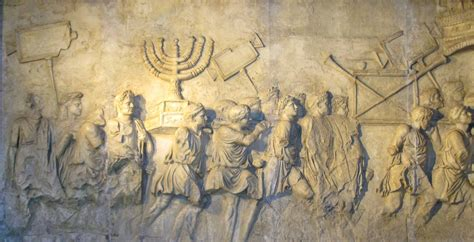 siege de mural arch of titus and siege of jerusalem 70 ad luke 21 20 24