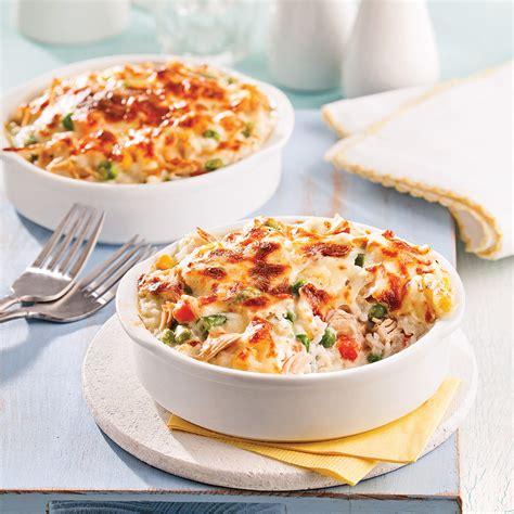 comment cuisiner du thon frais casserole de légumes riz et thon recettes 5 15