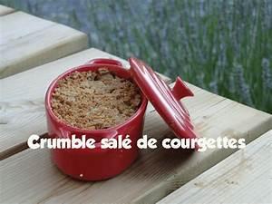 Recette Crumble Salé : crumbl sal aux courgettes un d lice recettes de ~ Melissatoandfro.com Idées de Décoration
