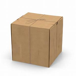 Square Cardboard Box With Twine Png Images  U0026 Psds For Download