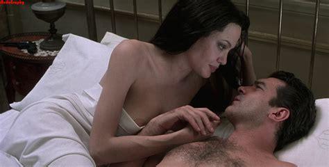 Angelina Jolie Original Sin Sex Scene Video Images
