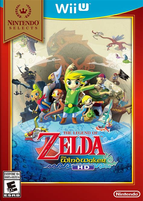 Bcze01 The Legend Of Zelda The Wind Waker Hd