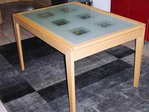 Esszimmer Glastisch Ausziehbar : glastisch glasplatte neu und gebraucht kaufen bei ~ Frokenaadalensverden.com Haus und Dekorationen