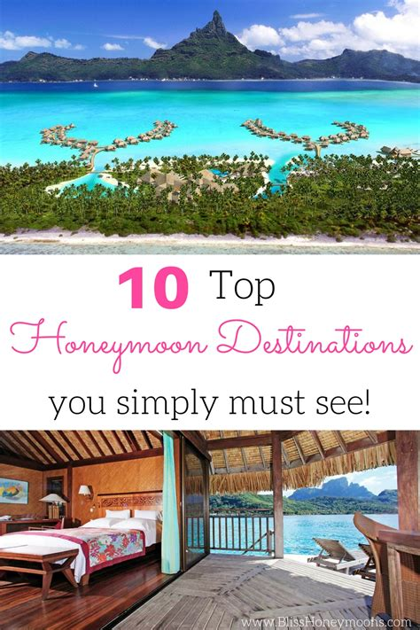 Island Wedding Blog  Bliss Honeymoons