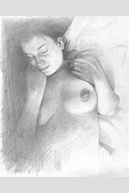 Drawings of nude people