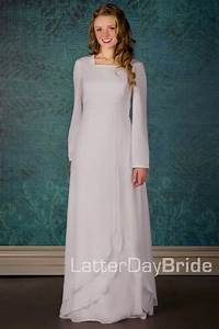 17 best images about vestidos do templo on pinterest With wedding dresses anchorage