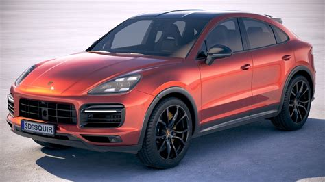 2020 Porsche Cayenne Model by Porsche Cayenne Coupe 2020