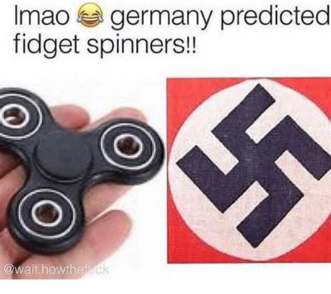 Fidget Spinner Memes - mao germany predicted fidget spinners howthe meme on sizzle