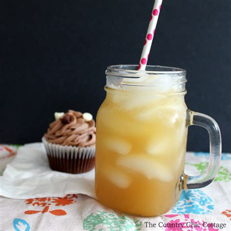 fruit tea recipe southern fruit tea recipe the country chic cottage