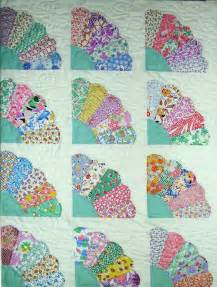 40th anniversary plate grandmother s fan quilt q is for quilter
