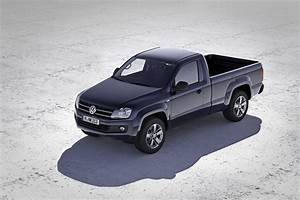 Vw Amarok Single Cab : auto trend iaa hannover vw amarok single cab bluemotion ~ Jslefanu.com Haus und Dekorationen