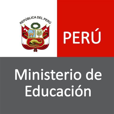 Ministerio De Educación Youtube