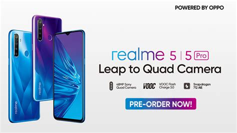 realme    pro pre orders   officially arriving