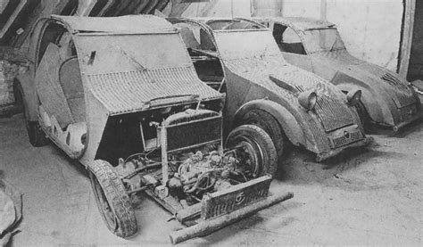 Prototype Cv by Citro 235 N 2cv Prototypes 3
