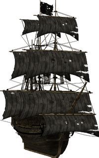 pirate ship graphic  misc