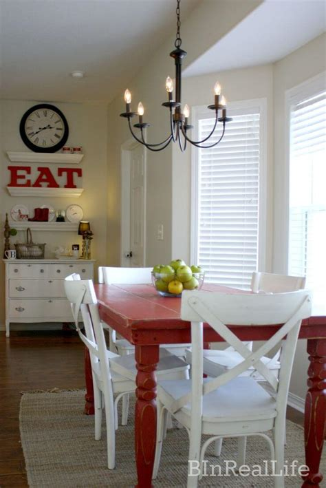 room decor ideas 37 best farmhouse dining room design and decor ideas for 2017 Dining