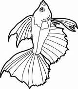 Fish Coloring Realistic Pages Drawing Fishing Printable Koi Real Goldfish Ocean Sheet Drawings Bass Aquarium Clipartmag Man Smallmouth Pole Getcolorings sketch template