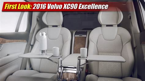 2016 Volvo Xc90 Configurations by Look 2016 Volvo Xc90 Excellence Testdriven Tv