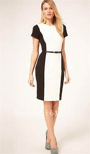 The stylish work dresses for women