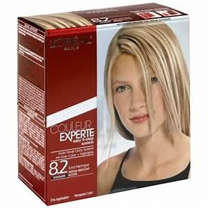 L U0026 39 Oreal Couleur Experte 8 2 Medium Iridescent Blonde