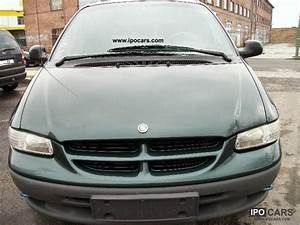 Batterie Chrysler Voyager 2 5 Td : 2001 chrysler voyager 2 5 td car photo and specs ~ Gottalentnigeria.com Avis de Voitures