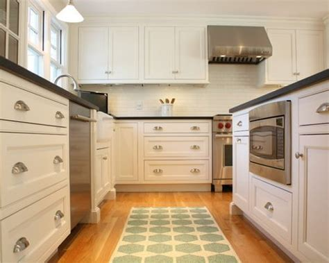kitchen cabinets with cup pulls cup pulls houzz 8169