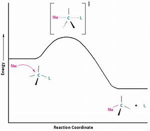 Kinetics Of Nucleophilic Substitution Reactions