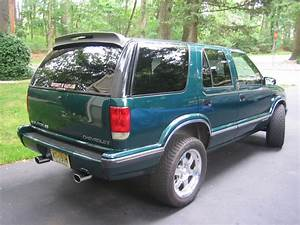 Vettecity 1996 Chevrolet Blazer Specs  Photos