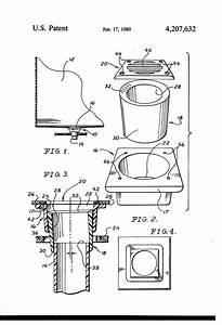 Patent Us4207632 - Drain Means