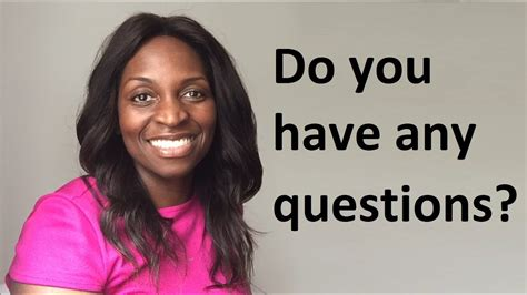 Do You Have Any Questions? How To Answer Job Interview