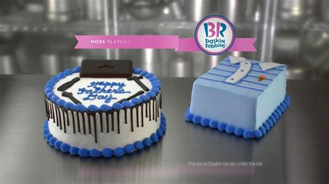 baskin robbins tv commercial fathers day ice cream cake