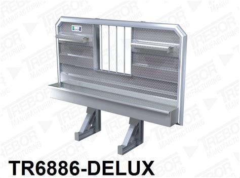 standard headache rack trebor manufacturing