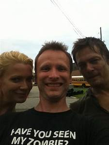 Norman Reedus Laurie Holden | www.imgkid.com - The Image ...