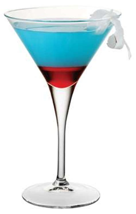 red martini red white and hpnotiq blue martini drink recipe martini