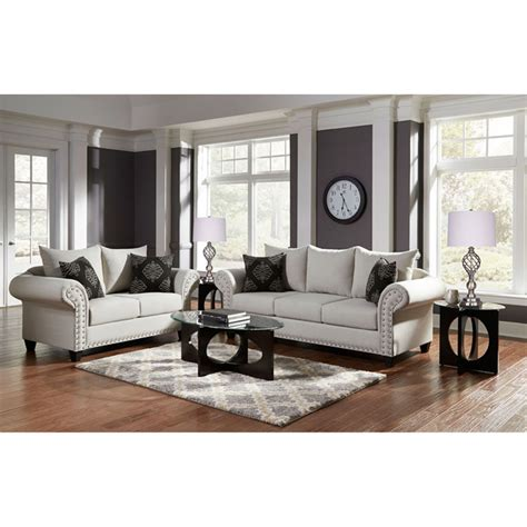 woodhaven industries sofa loveseat sets  piece beverly