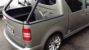 Vw Caddy Pick Up : volkswagen caddy pickup r32 prototype sound youtube ~ Medecine-chirurgie-esthetiques.com Avis de Voitures