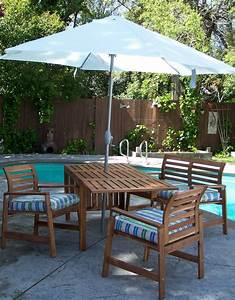 Furniture designer outdoor garden furniture excerpt from for Ikea outdoor furniture umbrella