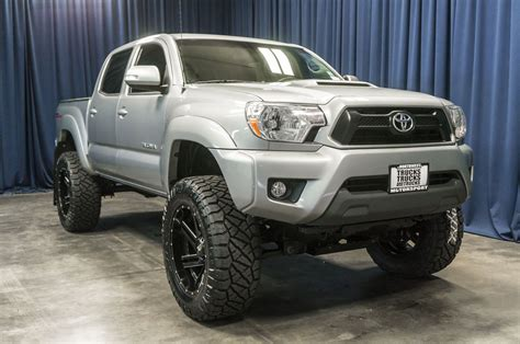 Toyota Tacoma Sport For Sale by Used Lifted 2015 Toyota Tacoma Trd Sport 4x4 Truck For