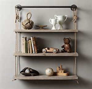 Vintage Industrial Bookshelves