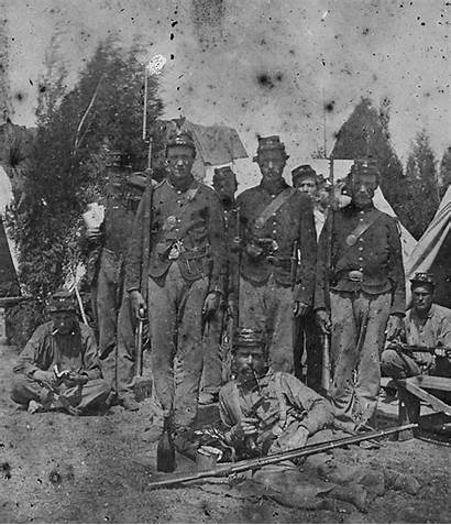 York Soldiers Union Infantry Regiment Volunteer During
