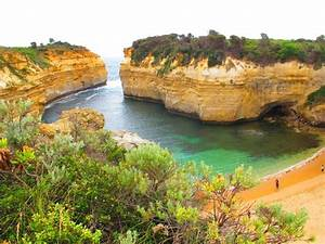 G1 - Estrada na costa australiana revela praias ...