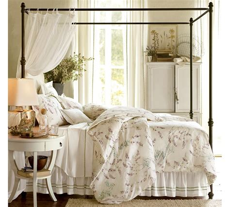 Pottery Barn Canopy by Cool Home Creations The Look For Less Canopy Bed