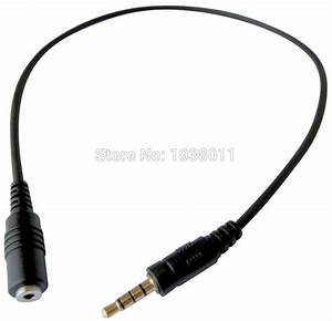2 5mm Female To 3 5mm Male Jack Stereo Headphone Adapter