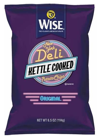 Deli York Wise Chips Bag Ny Potato